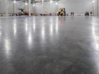 Expoxy Flooring